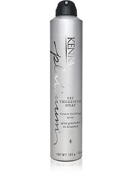 platinum-dry-thickening-spray by kenra-professional