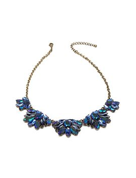 floral-statement-necklace by forever-21