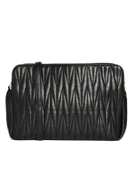 asos-multi-compartment-quilted-shoulder-bag by asos