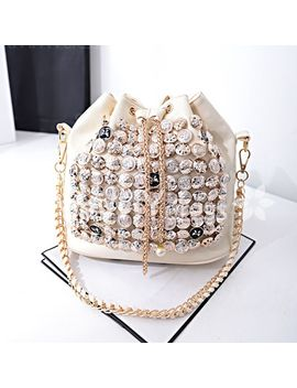 fashion-womens-shoulder-bag-with-button-and-chain-design by sammy-dress