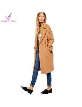 plus-size-wool-blends-winter-coats-women-clothing-new-fashion-overcoat-single-breasted-loose-long-casacos-femininos-dropshipping by ali-express