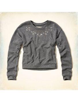 beacons-beach-shine-sweatshirt by hollister