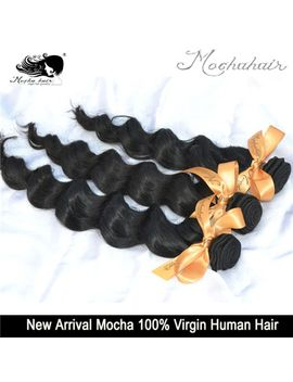 mocha-hair-3-or-mix-3-pcs-lot--7a-grade-loose-wave-brazilian-virgin-hair-extensions-wholesale-natural-color-tangle-free by ali-express