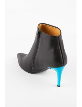 colour-block-high-heels by designer