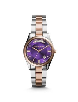 colette-silver-and-gold-tone-watch by michael-kors