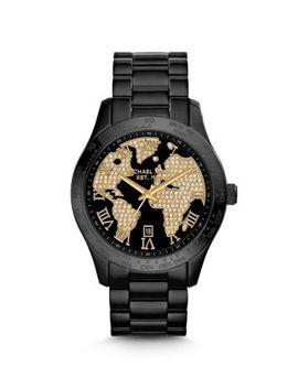 layton-black-tone-watch by michael-kors