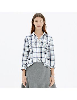 ex-boyfriend-shirt-in-lisse-plaid by madewell