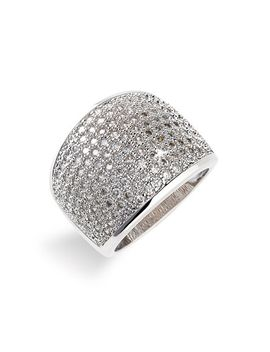 pavé-ring by ariella-collection