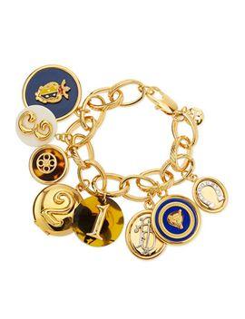 shiny-delora-charm-bracelet by tory-burch