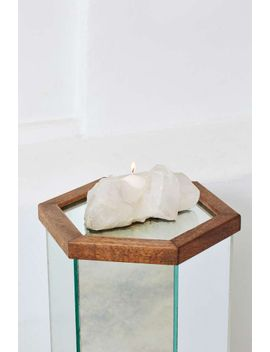rock-solid-quartz-candle-holder by nasty-gal
