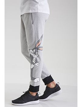 bugs-bunny-sweatpants by forever-21