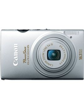 canon-powershot-elph-110-hs-161-mp-cmos-digital-camera-with-5x-optical-image-stabilized-zoom-24mm-wide-angle-lens-and-1080p-full-hd-video-recording-(silver) by canon