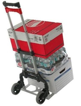 magna-cart-personal-150-lb-capacity-aluminum-folding-hand-truck-(black_red) by welcom