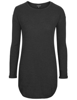 ribbed-tunic by topshop