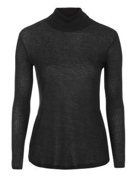 ribbed-polo-top-by-boutique by topshop