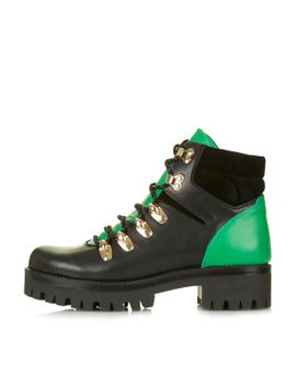 ahoy-lace-up-hiker-boots by topshop