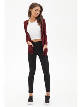 v-neck-cardigan by forever-21