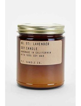 pf-candle-co-amber-jar-soy-candle by pf-candle-co