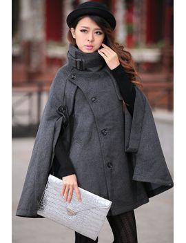 gray-outwear-wool-coat-sleeveless-cashmere-cape-coat-cloak-coat-wh036-m-l by dresstore2000