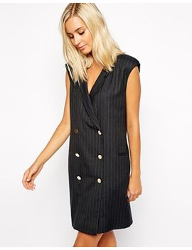 river-island-tux-dress by river-island