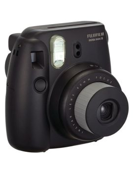 fujifilm-instax-mini-8-instant-film-camera-(black)-(discontinued-by-manufacturer) by fujifilm