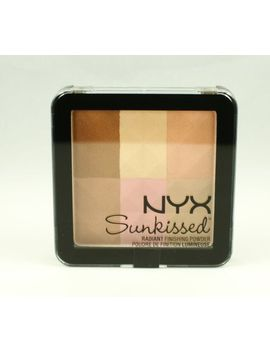 nyx-brighten-finishing-powder-sunkissed---rfp02 by ebay-seller