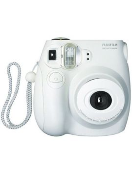 fujifilm-instax-mini-7s-white-instant-film-camera by fujifilm