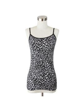 women-cami-tank-top-animal-leopard-print-camisole-fitted-layering-s-m-l-1x-2x-3x by ene