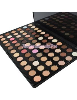 pro-72-color-nude-warm-neutral-nudes-eyeshadow-makeup-palette-set-w72 by ebay-seller