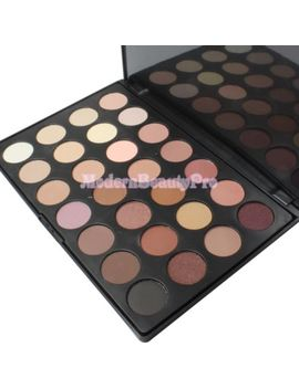 28-color-eyeshadow-neutral-nudes-warm-eye-shadow-palette-makeup-set-p28 by ebay-seller
