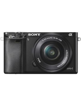 alpha-a6000-mirrorless-camera-with-16-50mm-retractable-lens---black by sony