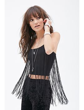 fringed-cami by forever-21