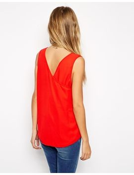 asos-tank-top-with-wrap-back by asos-collection