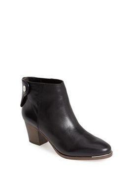 waldorf-leather-bootie by coach