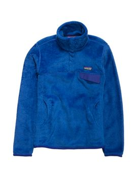 re-tool-snap-t-fleece-pullover---womens by patagonia
