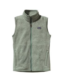 better-sweater-fleece-vest---womens by patagonia