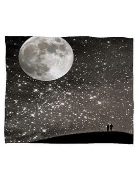 love-under-the-stars-throw-blanket---deny-designs® by deny-designs