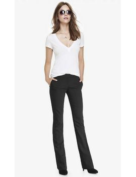 studio-stretch-slim-flare-columnist-pant by express