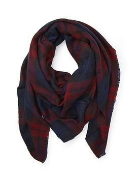 plaid-print-scarf by forever-21