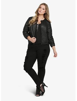 quilted-faux-leather-bomber-jacket by torrid