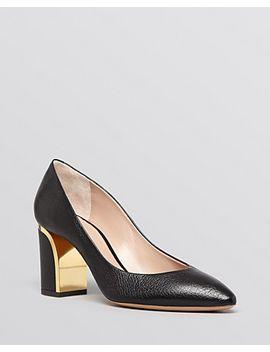 pointed-toe-pumps---nairobi-high-heel by chloé