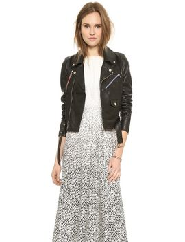 leather-moto-jacket by band-of-outsiders