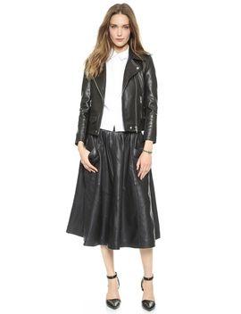 rider-leather-jacket by oak