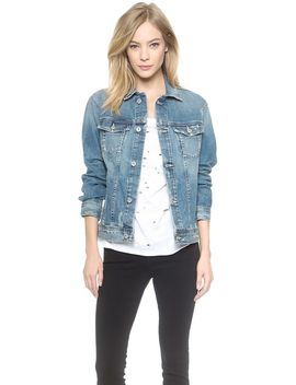 nancy-denim-jacket by ag