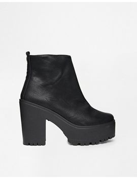 asos-exhibit-ankle-boots by asos-collection