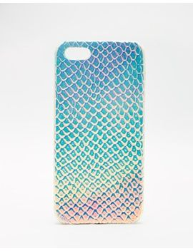 asos-holographic-snake-iphone-5-case by asos-collection