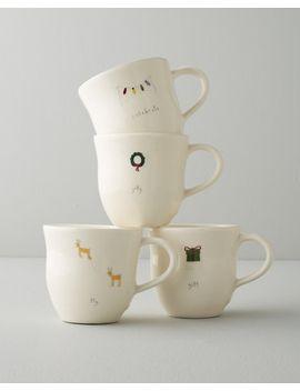 beth-mueller-holiday-mugs by garnet-hill