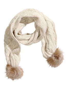 cable-knit-scarf by h&m