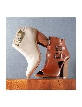ofcourse-bootie by hinge