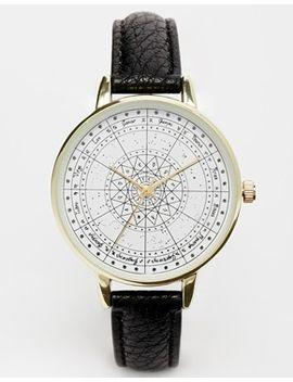 asos-zodiac-watch by asos-collection